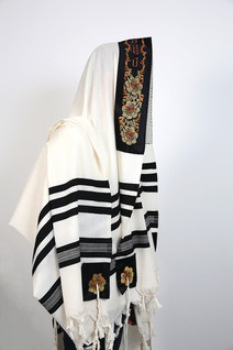 Neckband for Tallit