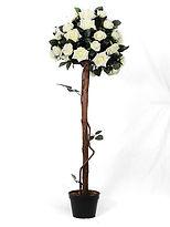 Ivory Rose Tree