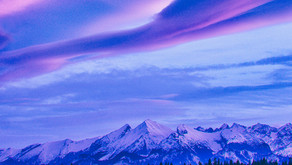 Góry i chmury