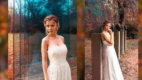Sesja ślubna w parku - Królikarnia