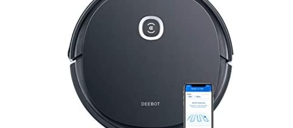 ECOVACS DEEBOT U2 Pro Smart Robotic Vacuum Cleaner
