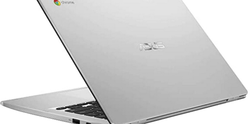 2019 ASUS Chromebook C423NA 14 FHD 1080P Display