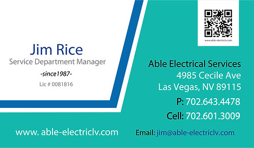 Able Electric BC - Service
