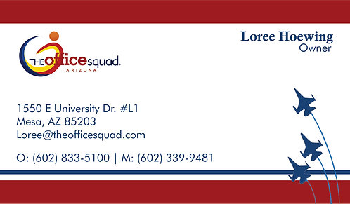 Office Squad AZ- Business Card