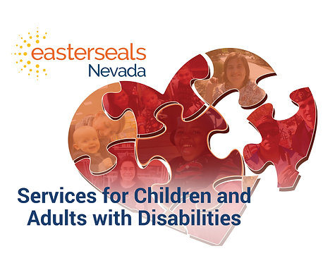 Easter Seals Postcard - All Agency