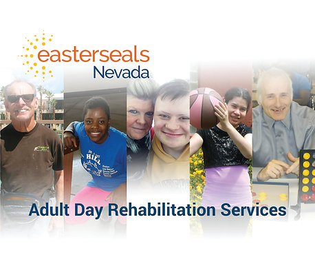 Easterseals Postcards - Adult Day Rehab