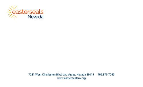 Easter Seals - Las Vegas Notecards