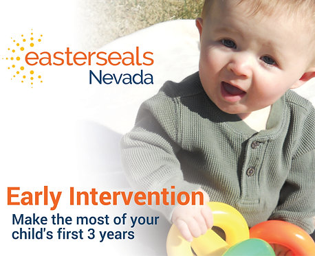 Easterseals Postcards - Early Intervention English