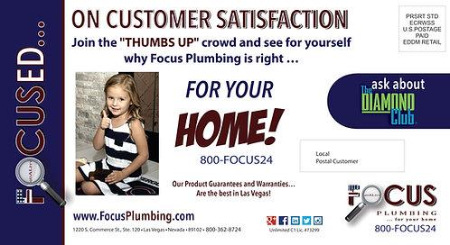 Focus Plumbing PC -Thumbs Up