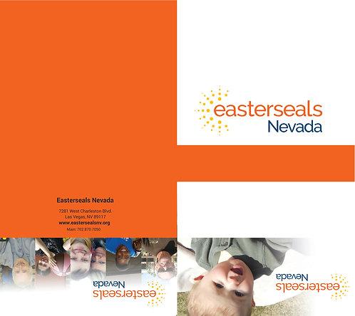Easter Seals - Presentation Folders