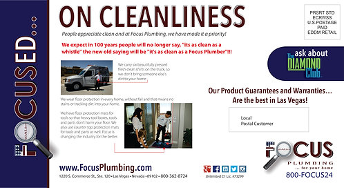 Focus Plumbing PC - Cleanliness II