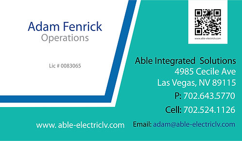 Able Electric BC_Integrated Solutions