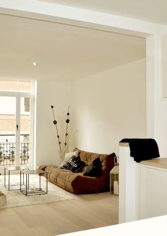 L&++ Interior Architecture - Flat Boisfort