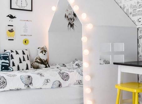 10 idées de lit-cabane pour faire rêver vos bambins