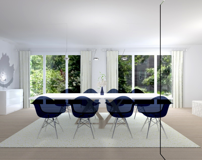 L&++ Interior Architecture - Villa Lasne