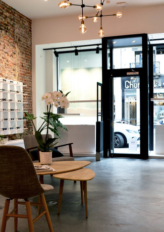 Winston Optique by L& Interieur Architec