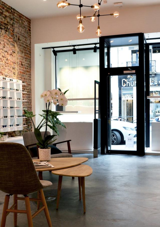 Winston Optique by L& Interieur Architec