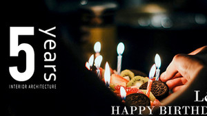 HAPPY BIRTHDAY | 5 YEARS
