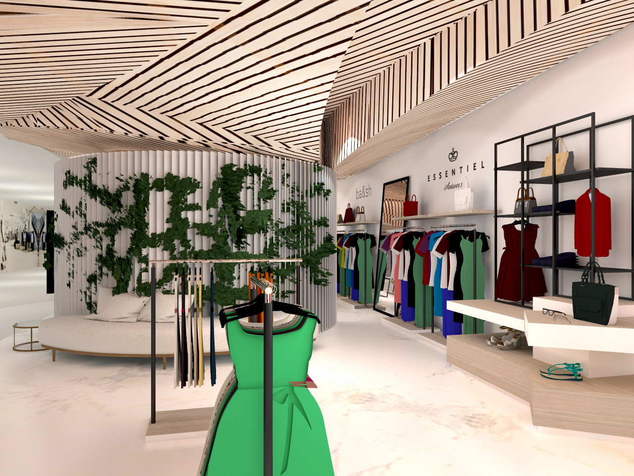 Brands store by L&++