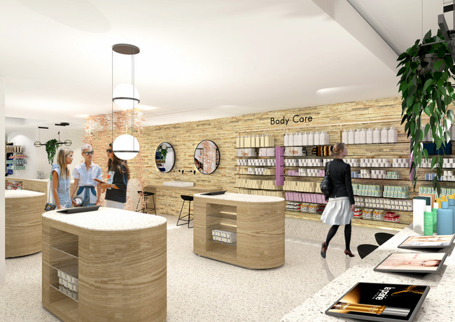 IU by L&++ | Parapharmacy interior design