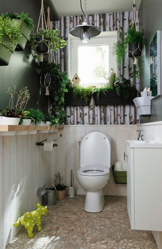 30 Idées tendances pour vos toilettes!