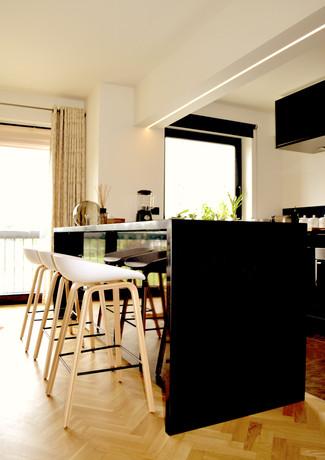 L&++ Interior Architecture - appartment Braine-l'Alleud