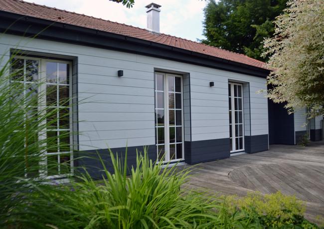 L&++ Interior Architecture villa overijs