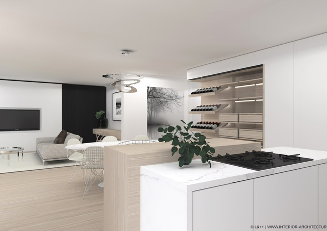 L&++ Interior Architecture - Appartment