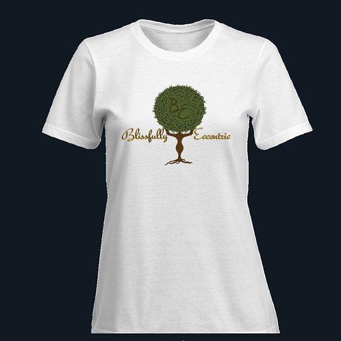 Blissfully Positive Logo T-shirt