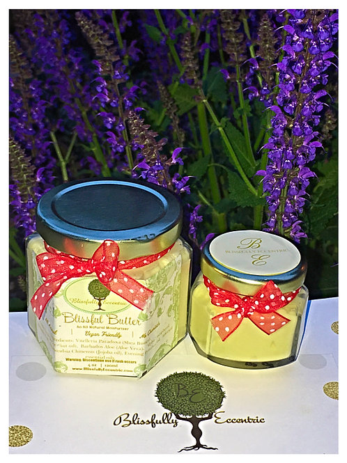 Blissful Butter 4oz Peppermint Party
