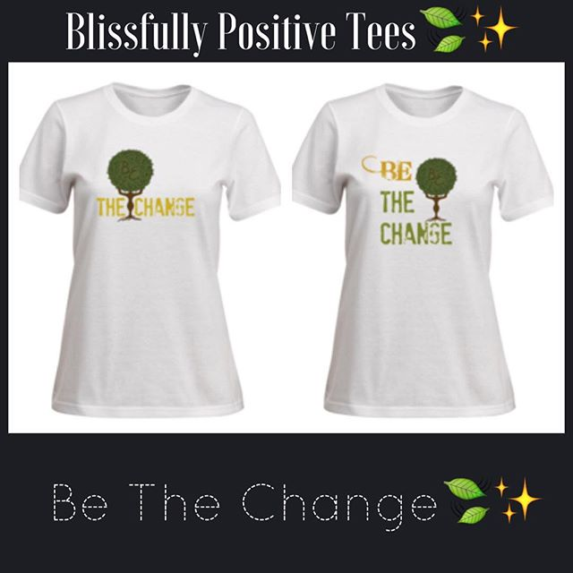 I have two tees that share the same message