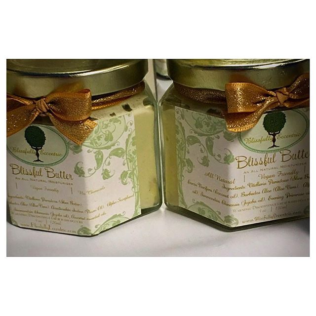 Blissful Butter.🍃✨ For hair, skin and scalp._It ..