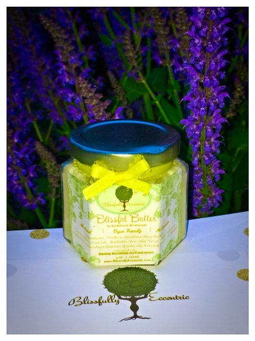 Blissful Butter 4oz Lovely Lemon