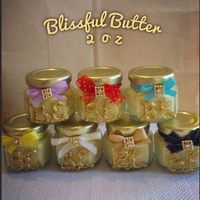 Flashback to how the 2oz Blissful Butters🍃✨😍used to look
