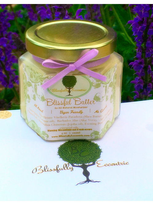 Blissful Butter 4oz Laid Back Lavender