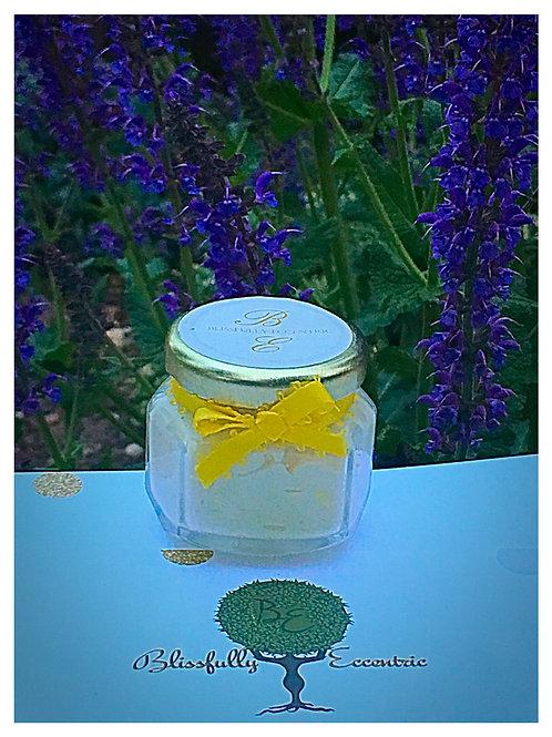 Blissful Butter 2oz Lovely Lemon