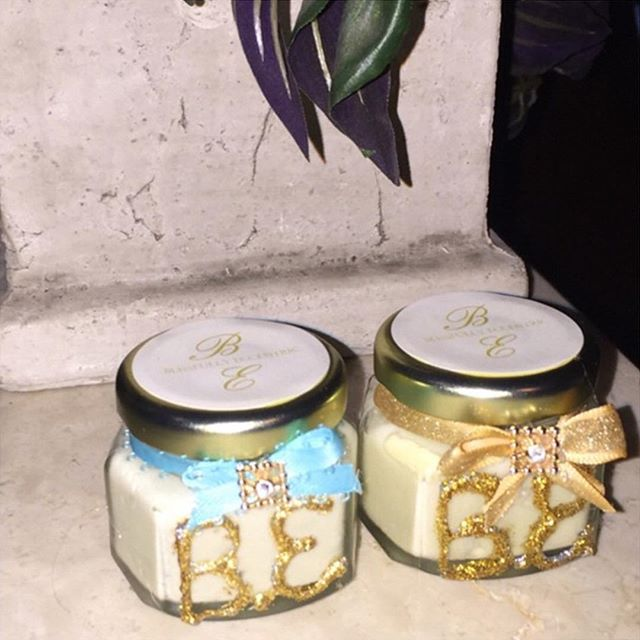 Throwback Baby Blissful Butters. 2 oz organic moisturizers that can be used for both hair, skin and
