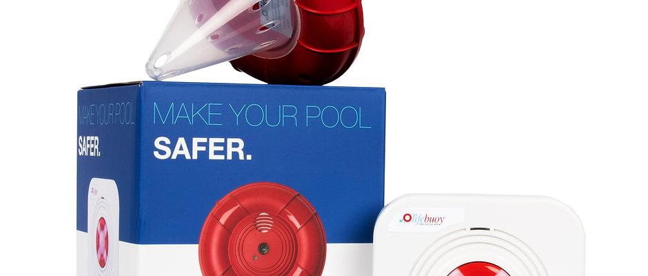Lifebuoy Pool Alarm