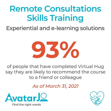 Remote consultation skills training