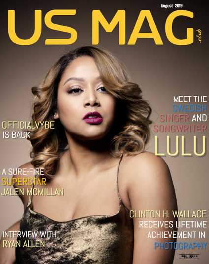 Check out Lulu on the Cover of US MAG!