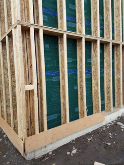 Exterior Wall Assembly