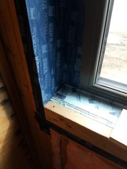 Passive House Window Insulation