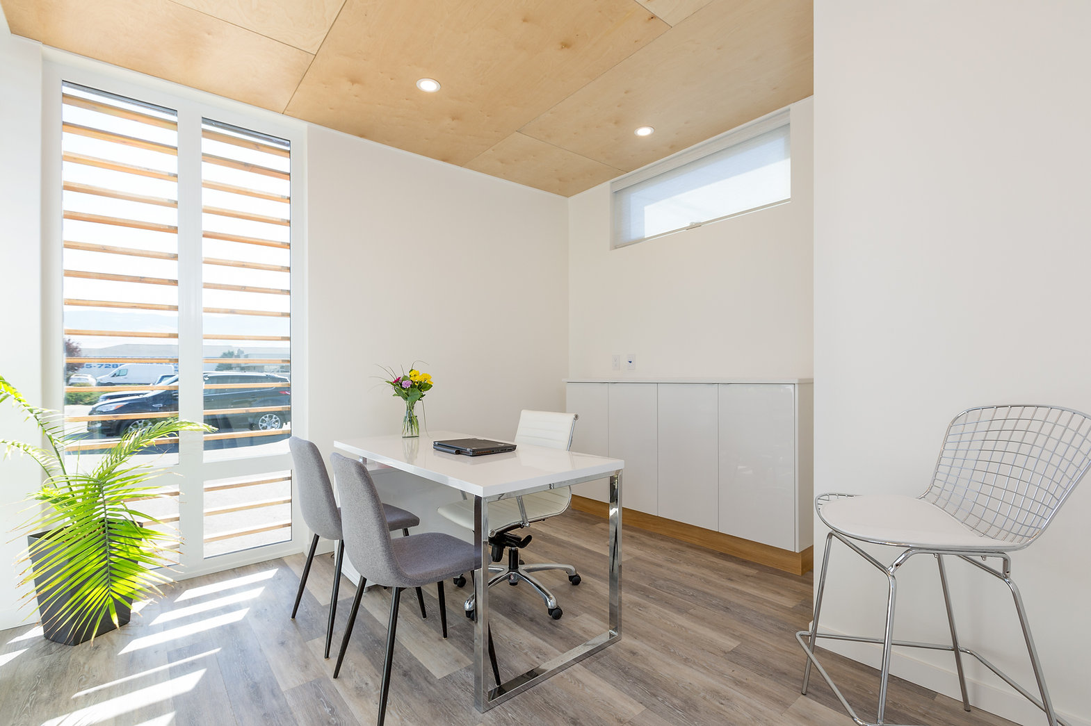 Modern Prefab Modular Office