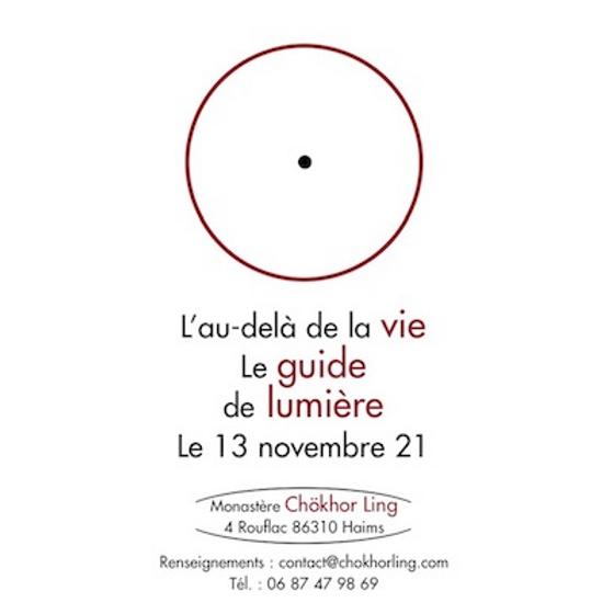 """L'Au-delà de la vie """"Le Guide de Lumière"""""""