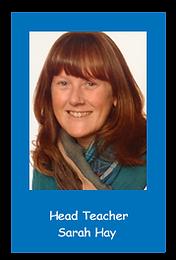 Head Teacher - Sarah Hay