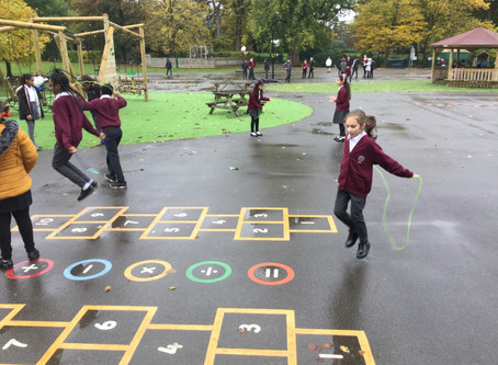 Year 6 Personal Skipping Challenge w/c 19/10/20