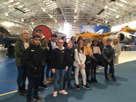 RAF Cosford Trip