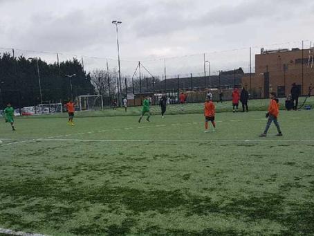 Football Update - 8.02.18
