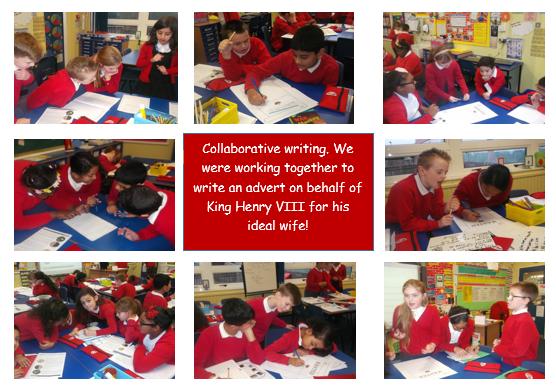 collab writing