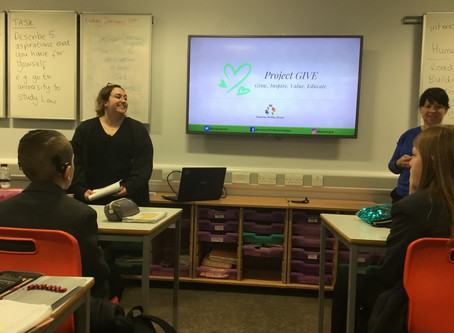 Project GIVE Wolverhampton